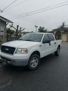 title loan on a 2006 Ford F-150